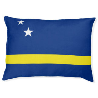 Curacao Flag Pet Bed
