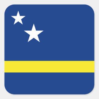 Curaçao Flag Sticker