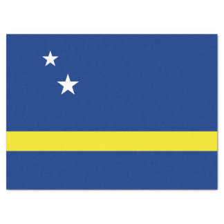 Curacao Flag Tissue Paper