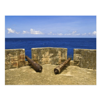 Curacao. Fort Beekenburg Caracas Bay. Postcard