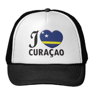 Curacao Love Trucker Hat