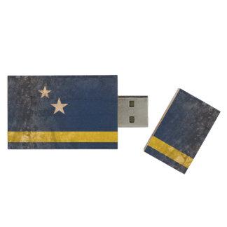 Curacao Wood USB Flash Drive