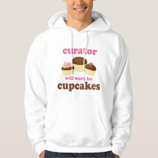 Curator (Funny) Gift Hooded Pullovers