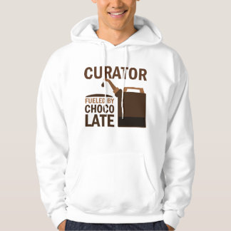 Curator (Funny) Gift Hoodie