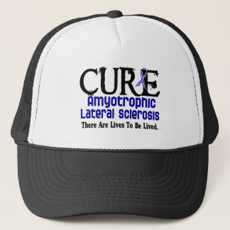 Cure ALS Trucker Hat