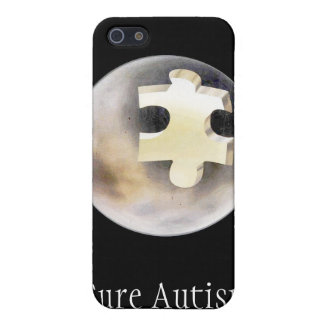 Cure Autism iPhone 5 Cases