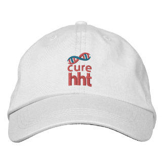 Cure HHT Adjustable Hat