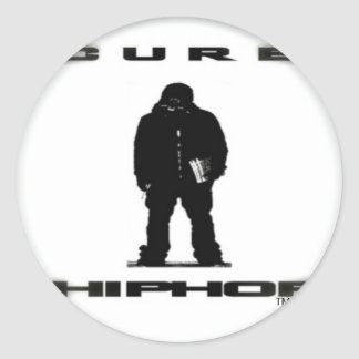 CURE HIP HOP Stickers