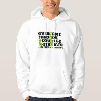 CURE...Lyme Hoodie