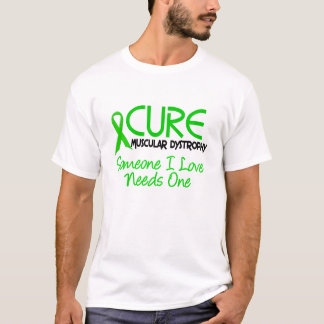 CURE Muscular Dystrophy T-Shirt