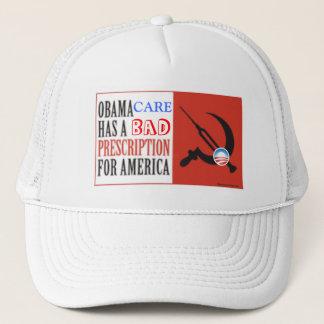 Cure_Prescription Trucker Hat