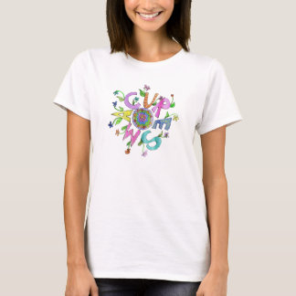 Cure SMA Flower Power Double Trouble T-Shirt