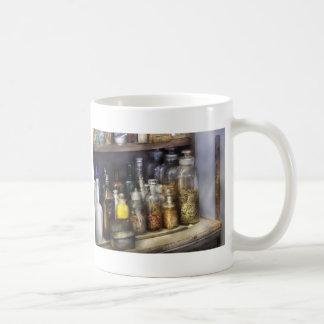 Cures of all kinds coffee mug