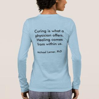 Curing vs Healing t-Shirt
