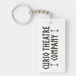 Curio Theatre Key Chain