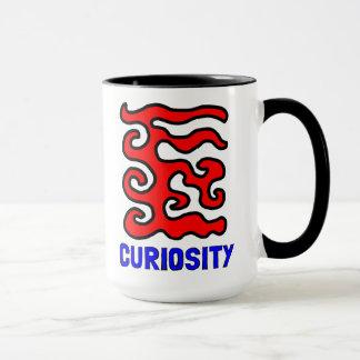 """Curiosity"" 15 oz Combo Mug"