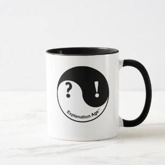 Curiosity & Conviction Mug