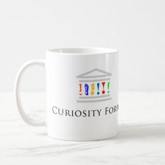 Curiosity Forum Mug