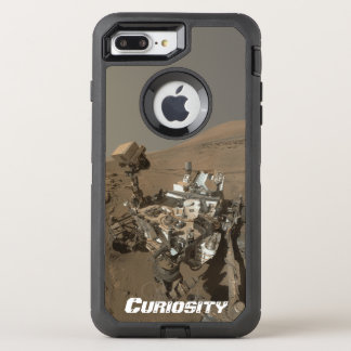 Curiosity Mars Rover Phone Case