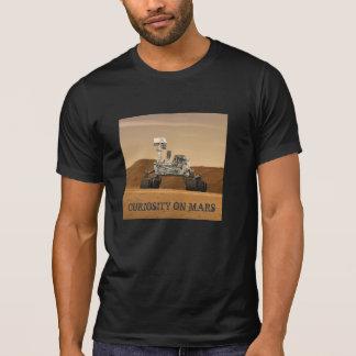 Curiosity Rover on Mars T-Shirt