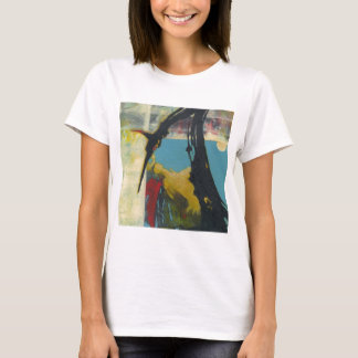 Curiosity the abstract dragon T-Shirt