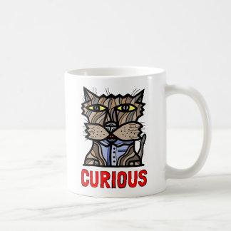 """""""Curious"""" 11 oz Classic Mug"""