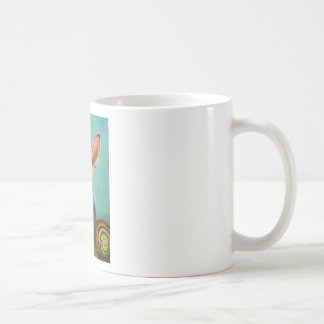 Curious As A Fox Coffee Mug