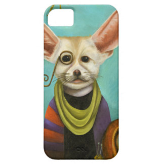 Curious As A Fox iPhone 5 Cases
