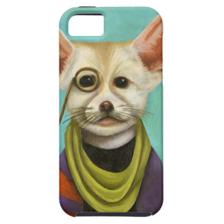 Curious As A Fox iPhone 5 Covers