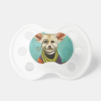 Curious As A Fox Pacifier