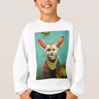 Curious As A Fox Sweatshirt