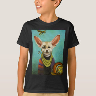 Curious As A Fox T-Shirt