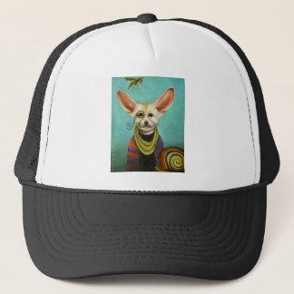Curious As A Fox Trucker Hat