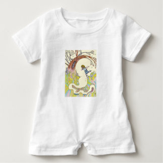 Curious Baby Romper