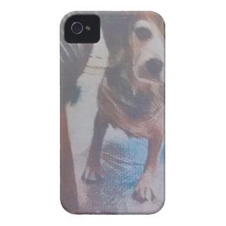 Curious Beagle Case-Mate iPhone 4 Case
