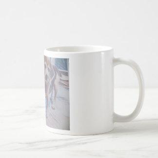 Curious Beagle Coffee Mug
