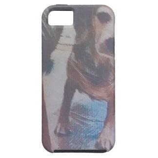 Curious Beagle iPhone 5 Case
