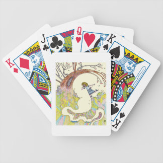 Curious Bicycle Playing Cards