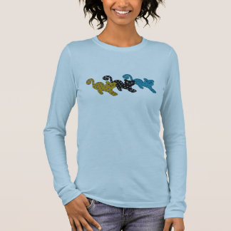 Curious Cat Long Sleeve T-Shirt