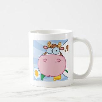 Curious Cow Coffee Mug