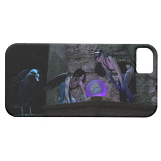 Curious Crow Faeries iPhone 5 Covers