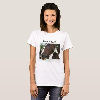 Curious Horse Shirt