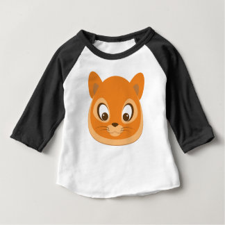 Curious Kitten Baby T-Shirt