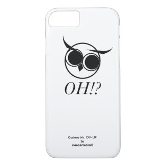 Curious Mr. OH-L iPhone 7 iPhone 7 Case