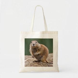 Curious Prairie Dog Bag