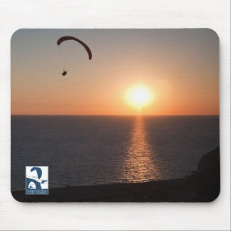 Curium Dusk flying Mouse Pad