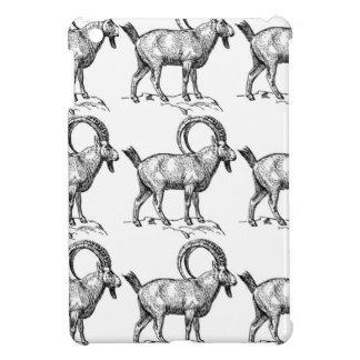 curl horn ibex cover for the iPad mini