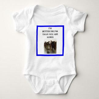 CURLING BABY BODYSUIT