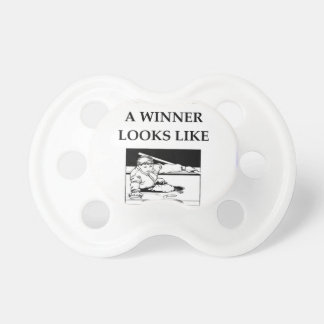 curling baby pacifier