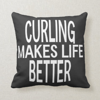 Curling Better Pillow - Assorted Styles & Colors